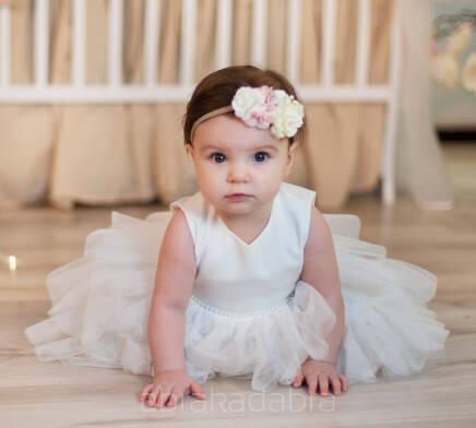 Sukienka Na Chrzciny Dziewczynka