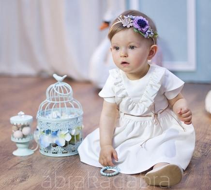 ffdd2a4517 Sukienki na chrzest dla dziewczynek